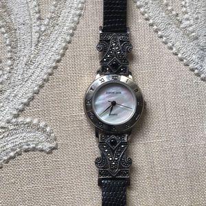 Judith Jack Vintage Marcasite Watch